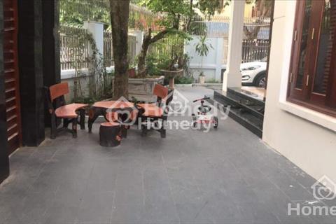 Cho thuê biệt thự Bắc Linh Đàm, căn góc, đường rộng 2 mặt tiền