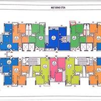 Chính chủ bán căn hộ trục 08, 59.91m2 view hồ, tòa CT2A tái định cư Hoàng Cầu, Đống Đa, Hà Nội
