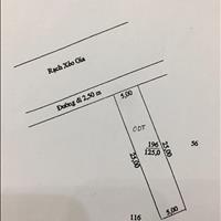 Bán nền thổ cư hẻm 3 Trần Vĩnh Kiết diện tích 125m2 giá 1,3 tỷ