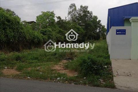 Cho thuê đất mặt tiền lâu dài xây kho xưởng Lê Minh Xuân, Bình Chánh