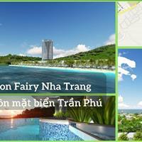 Chỉ từ 39 triệu/m2 căn hộ cao cấp mặt tiền đường Trần Phú, Nha Trang