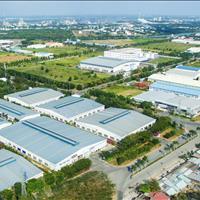 Bán nhà 1 trệt 1 lầu tặng kèm 4 phòng trọ, mặt tiền lớn tiện kinh doanh khu công nghiệp Bàu Bàng