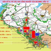 Bán nhà phố và 4 phòng trọ thuận tiện kinh doanh sinh lời ngay khu công nghiệp Bàu Bàng