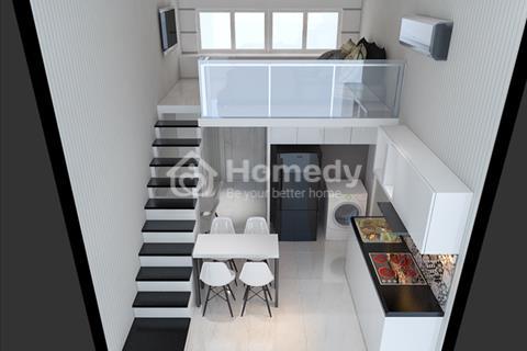 Căn hộ 1 phòng ngủ 355 triệu/căn cách Phạm Văn Đồng 200m full nội thất