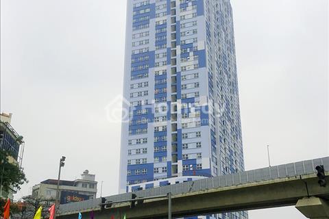 Cho thuê căn hộ 2 phòng ngủ giá 6 triệu/tháng nội thất cơ bản view đẹp