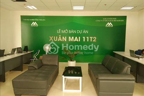 Chủ đầu tư Xuân Mai Corp mở bán dự án chung cư Xuân Mai 11T2
