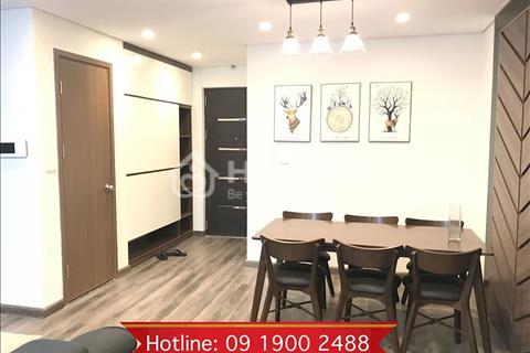 Cho thuê căn hộ tại chung cư Hong Kong Tower 3 phòng ngủ, full đồ đẹp, tầng cao, ảnh thật