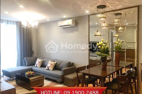 Hong Kong Tower - cho thuê căn hộ 1 phòng ngủ, full nội thất cao cấp, tầng trung, hướng đông nam