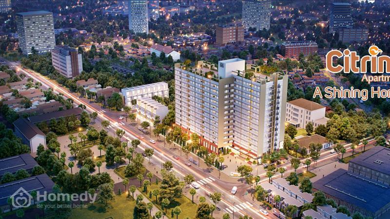 Dự án Citrine Apartment TP Hồ Chí Minh - ảnh giới thiệu