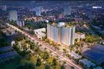Citrine Apartment được quy hoạch hiện đại trên khuôn viên có tổng diện tích 17.184m gồm 1 block chung cư cao 15 tầng và 40 lô nhà phố liền kề.