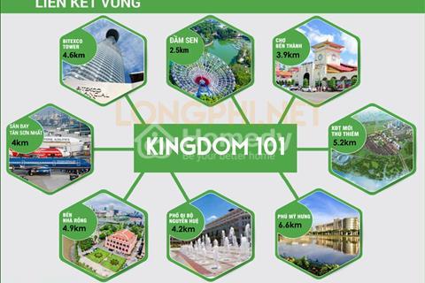 Bán gấp căn 2 phòng ngủ Kingdom 101 view đẹp thoáng mát, không phải nhìn vào nhà hàng xóm