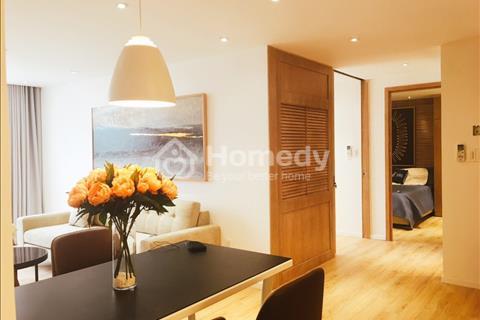 Cho thuê ngắn hạn căn hộ cao cấp River Gate trung tâm thành phố