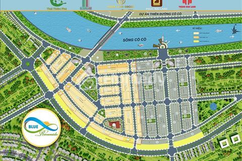 7,1 triệu/m2, rẻ nhất dự án, bán đất chính chủ dự án Blue Riverside – Điện Bàn, Quảng Nam
