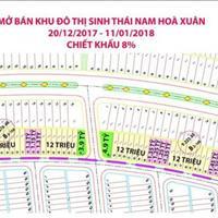 Đất Đà Nẵng chính chủ giá rẻ thuộc dự án Nam Hòa Xuân, 2 tháng nữa có sổ, vị trí đẹp