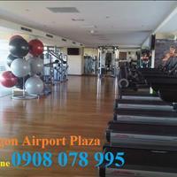 Chính chủ bán căn hộ 3 phòng ngủ Sài Gòn Airport Plaza, view sân bay, nội thất đầy đủ