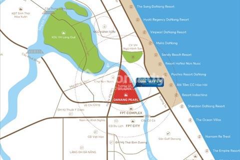 Biệt thự One River - 36 căn chuẩn 5 sao - ven sông Cổ Cò, chiết khấu lên đến 12% và nhiều ưu đãi