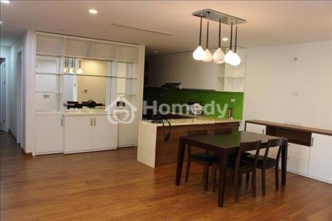 Cho thuê căn hộ Riverside Garden, 49,5m2, 2 phòng ngủ, đồ cơ bản, 9 triệu