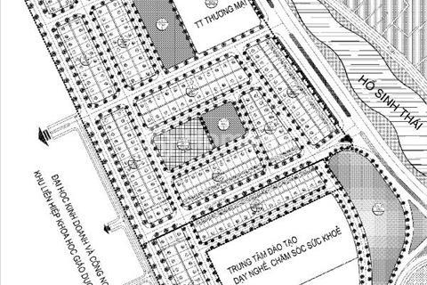 Bán lô đất gần đường Lý Thái Tổ rộng 130m2, mặt tiền 6m