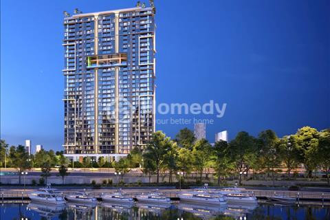 Căn hộ nghỉ dưỡng Sky 89 - 89m2, 2 phòng ngủ, tầng cao view kênh đào