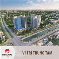 Chung cư Hinode City không gian sống chuẩn Nhật giữa một Minh Khai mới