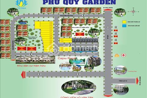 💎CĐT Gia Thịnh mở bán dự án Phú Quý Garden- 40 nền đất cam kết lợi nhuận 100%- Ngay tỉnh lộ 10