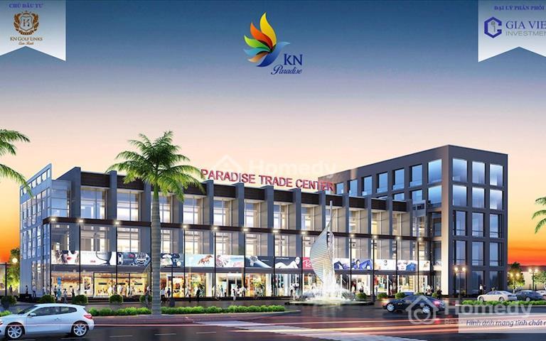 Chính thức nhận đặt chỗ dự án KN Paradise - giá gốc chủ đầu tư giai đoạn 1, thanh toán linh hoạt