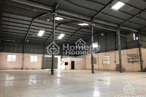 Cho thuê xưởng diện tích 1.300m2, giá 55 triệu/tháng tại Vĩnh Lộc A, Bình Chánh