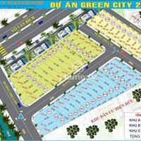 Đất nền khu dân cư Green City 2 trung tâm Bình Mỹ, giá đầu tư F1, có sổ hồng