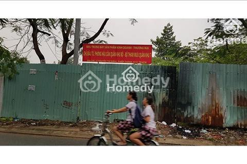Cho thuê đất 515m2, mặt tiền đường Trần Văn Giàu, xã Lê Minh Xuân, huyện Bình Chánh