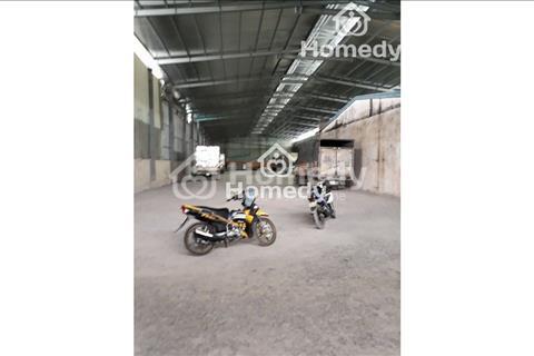 Cho thuê kho bãi, nhà xưởng với diện tích 2000m2 tại đường Sư Đoàn 9, huyện Bình Chánh