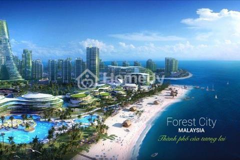 Siêu dự án 100 tỷ USD, tọa lạc tại eo biển giữa Malaysia và Singapore
