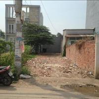 Bán đất sổ hồng riêng, 4x15m, Bình Hưng Hòa B, Bình Tân, giá 1.6 tỷ