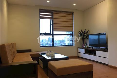 Cho thuê căn hộ 2 phòng ngủ, 77,6m2 tầng trung view đẹp, full đồ, 20 triệu/tháng - Hong Kong Tower