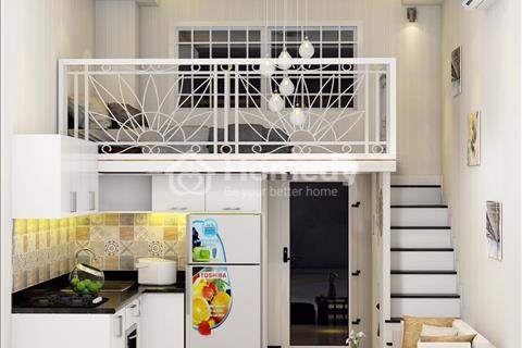 Nhà ở mini cao cấp, gần Vincom Plaza Thủ Đức, vị trí trung tâm, full nội thất cơ bản, giá 500 triệu