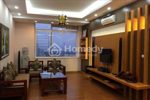Cho thuê nhà phân lô cực đẹp phố Mai Anh Tuấn 86m2, 4 tầng, mặt tiền 7m, gara, VP- Thuê nhà Đống Đa