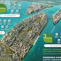 Forest City - Chỉ cách Singapore 2km, giá ưu đãi từ CĐT 3 tỷ sở hữu căn hộ vĩnh viễn, sinh lời ngay