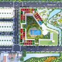 Chính thức mở bán căn hộ cao cấp block B, quận 8, 20 triệu/m2, 2 phòng ngủ
