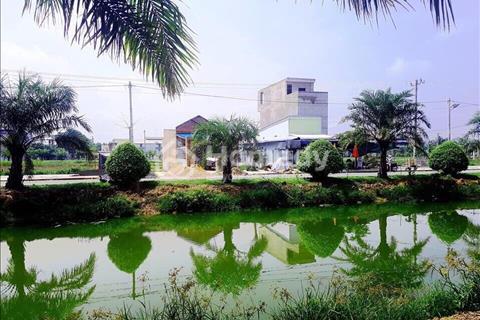 Bán đất trung tâm Củ Chi, diện tích 75m2, giá 679 triệu