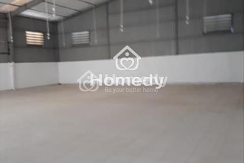 Cho thuê nhà xưởng 1700m2, giá 65 triệu/tháng tại Nguyễn Ảnh Thủ, phường Hiệp Thành, quận 12