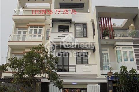 Nhà phố 5x20m - Đúc 3 lầu - Sổ hồng riêng - Phan Văn Hớn - Bà Điểm