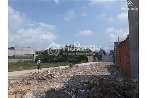 Cho thuê đất diện tích 4.000m2, mặt tiền Quách Điêu, gần ngã ba Vĩnh Lộc, Bình Chánh