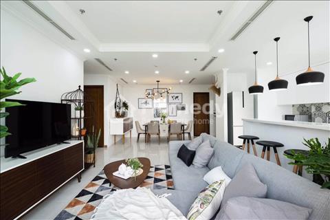 Cần khách thiện chí thuê căn hộ 3 phòng ngủ Vinhomes Central Park, nội thất xịn, view đẹp