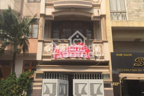 Cho thuê nhà mặt tiền đường Trần Văn Giàu, diện tích 6x40m, trệt, 2 lầu