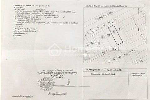 Chính chủ bán đất 80m2 - 100m2, khu đô thị Thành Thắng giá rẻ