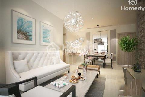 Cho thuê căn hộ đủ nội thất Vinhomes Central Park diện tích 50m2, giá 16 triệu/tháng
