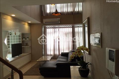 Cho thuê Penthouse Sky Garden 3 quận 7, full nội thất