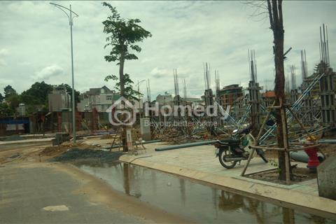 Nhà phố đường Tô Ngọc Vân 5x27m, 1 trệt, 3 lầu giá 6,4 tỷ, thanh toán chậm 11 tháng