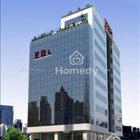 Văn phòng cho thuê tòa nhà EBM Tower đường Ung Văn Khiêm, Quận Bình Thạnh