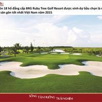 Sở hữu biệt thự nghỉ dưỡng liền kề  sân golf và khách sạn 5 sao, Đồ Sơn