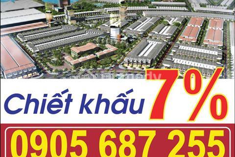 Bán đất nền Coco City - Cocobay giáp với FPT, giá chỉ từ 750 triệu, chiết khấu 7%